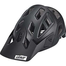 Leatt DBX 3.0 All Mountain Kask rowerowy, black